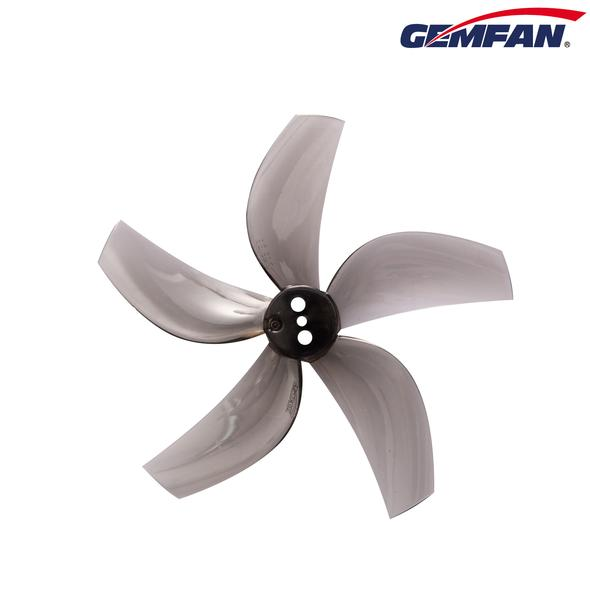 D63 Ducted Durable 5 Blade ClearGray cizfpv elice drone gemfan romania