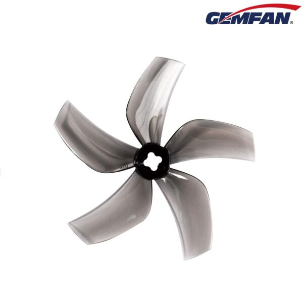 D76 Ducted Durable 5 Blade ClearGray cizfpv elice drone gemfan romania