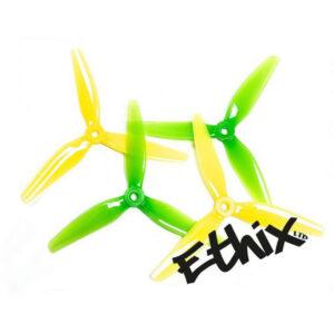 Ethix S4 Lemon Lime Props drone fpv racing romania racer elice drona